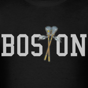 Boston Lacrosse Apparel T-shirts Hoodies - Men's T-Shirt