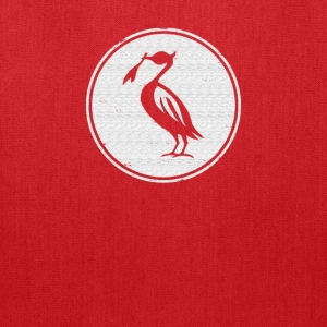 Retro Liverbird - Tote Bag