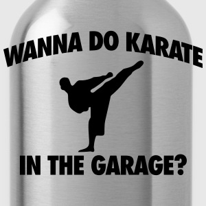 Let's Do Karate T-Shirts - Water Bottle