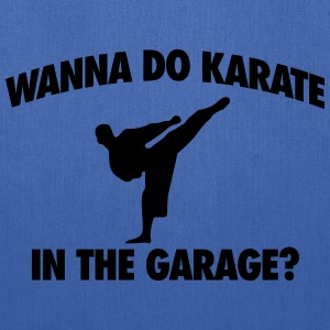 Let's Do Karate T-Shirts - Tote Bag