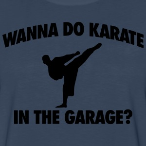 Let's Do Karate T-Shirts - Men's Premium Long Sleeve T-Shirt
