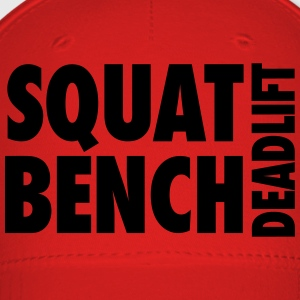 Squat Bench Deadlift Hoodies - Baseball Cap