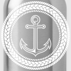 anchor  T-Shirts - Water Bottle