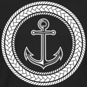 anchor  T-Shirts - Men's Premium Long Sleeve T-Shirt