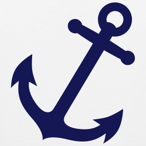 anchor Women's T-Shirts - Men's Premium Tank