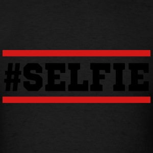 #SELFIE - Men's T-Shirt