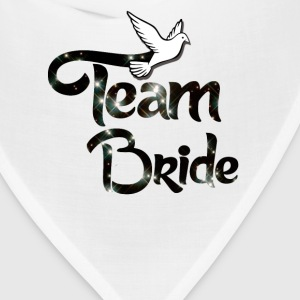 Team Bride Women's T-Shirts - Bandana