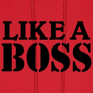 Like a Boss Tanks - Men's Hoodie