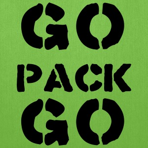 Go Pack Go T-Shirts - Tote Bag