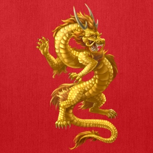 Chinese Dragon T-Shirts - Tote Bag