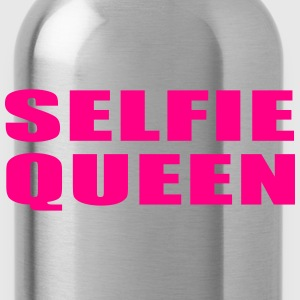 SELFIE QUEEN Caps - Water Bottle