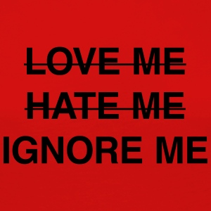 Ignore me Baby & Toddler Shirts - Women's Premium Long Sleeve T-Shirt