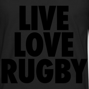 Live Love Rugby T-Shirts - Men's Premium Long Sleeve T-Shirt