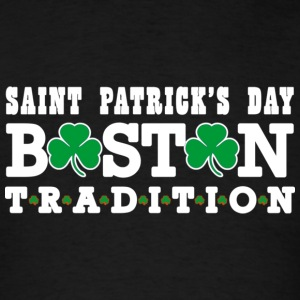 Saint Patrick's Day Boston Tradition Apparel Sweat - Men's T-Shirt