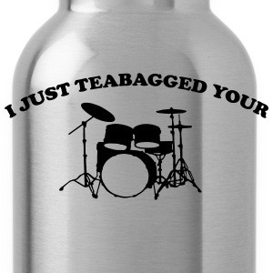 Drumset T-Shirts - Water Bottle