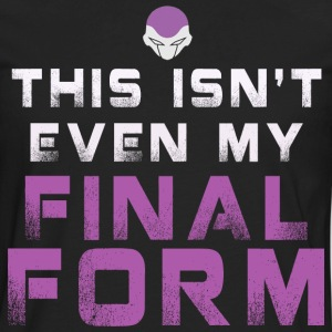 FINAL FORM T-Shirts - Men's Premium Long Sleeve T-Shirt