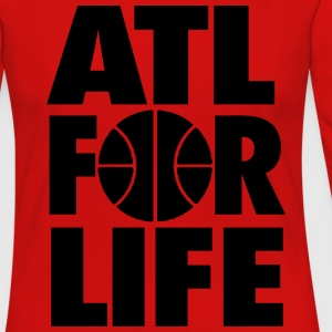 ATL T-Shirts - Women's Premium Long Sleeve T-Shirt