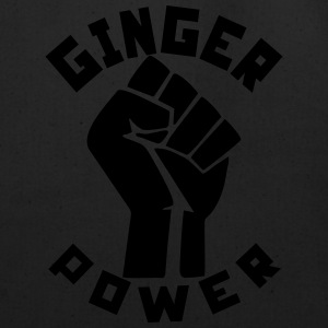 Ginger Power Sweatshirts - Eco-Friendly Cotton Tote