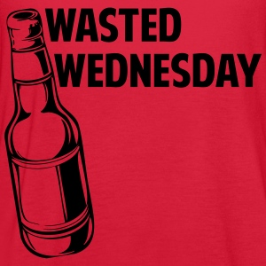 Wasted Wednesday Women's T-Shirts - Women's Flowy Tank Top by Bella