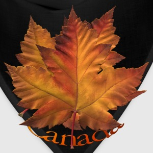 Women's Canada Hoodie Maple Leaf Souvenir Hooded S - Bandana