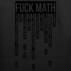 Fuck math school subject mathematics numbers count Women's T-Shirts - Eco-Friendly Cotton Tote