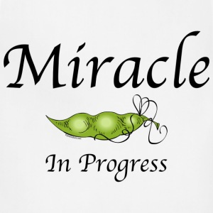 Miracle In Progress Women's T-Shirts - Adjustable Apron