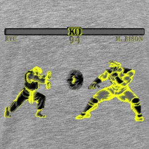 Street Fighter II Sweatshirts - Men's Premium T-Shirt