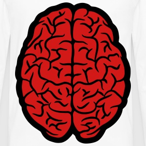 Brain - Men's Premium Long Sleeve T-Shirt