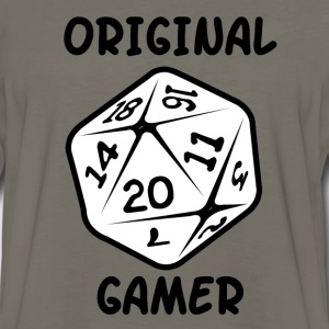 Original Gamer - Men's Premium Long Sleeve T-Shirt