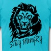 lion T-Shirts - Men's T-Shirt by American Apparel