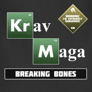 Krav Maga Elements - Breaking Bones - Adjustable Apron