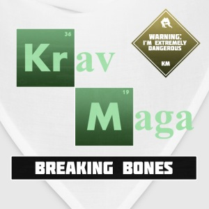 Krav Maga Elements - Breaking Bones - Bandana