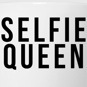 Selfie Queen Women's T-Shirts - Coffee/Tea Mug