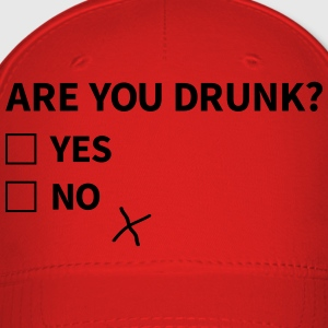 are you drunk Bags & backpacks - Baseball Cap