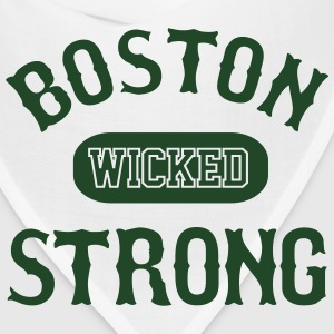 BOSTON WICKED STRONG - Bandana