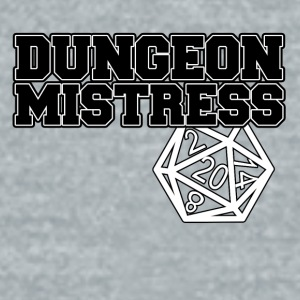 Dungeon Mistress Bottles & Mugs - Unisex Tri-Blend T-Shirt by American Apparel