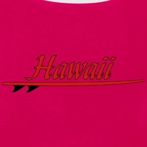Hawaii - Women's Premium Tank Top