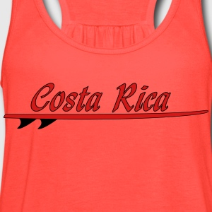Costa Rica - Women's Flowy Tank Top by Bella