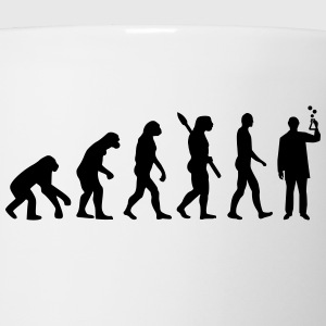 Evolution Chemist T-Shirts - Coffee/Tea Mug
