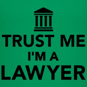 Trust me I'm a Lawyer Kids' Shirts - Toddler Premium T-Shirt