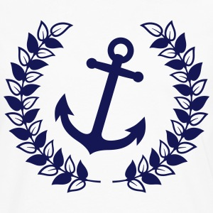 anchor Kids' Shirts - Men's Premium Long Sleeve T-Shirt