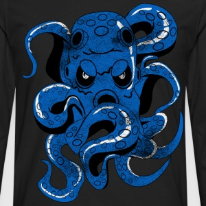 Octopus Tentacle - Men's Premium Long Sleeve T-Shirt