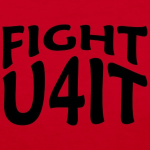 FightU4It Zip Hoodies & Jackets - Women's V-Neck T-Shirt