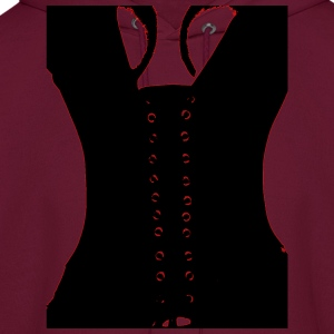 Medieval Sexy Warrior Women Costume corset  T-Shirts - Men's Hoodie