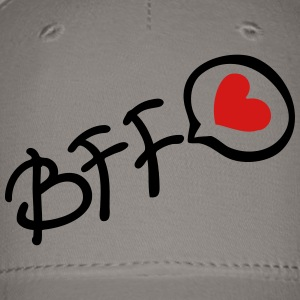 BFF Women's Flowy Tank Top By Bella - Baseball Cap
