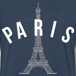 eiffel_tower_paris Women's T-Shirts - Men's Premium Long Sleeve T-Shirt