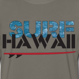 Surf Hawaii - Men's Premium Long Sleeve T-Shirt
