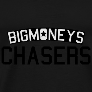 Big Money Chasers Caps - Men's Premium T-Shirt