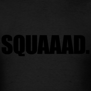 Squad Long Sleeve Shirts - Men's T-Shirt