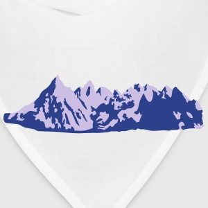 Mountains, Mountain Hoodies - Bandana